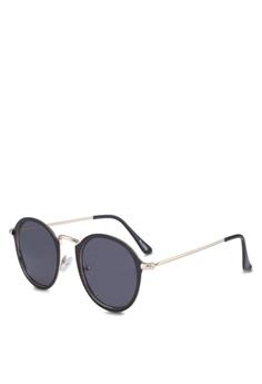 d532396653f ALDO gold Wicean Sunglasses 180D3GL6C4C051GS 1
