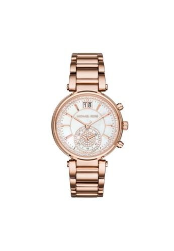 Sawyer復古計時腕錶 Mesprit女裝K6282, 錶類, 時尚型
