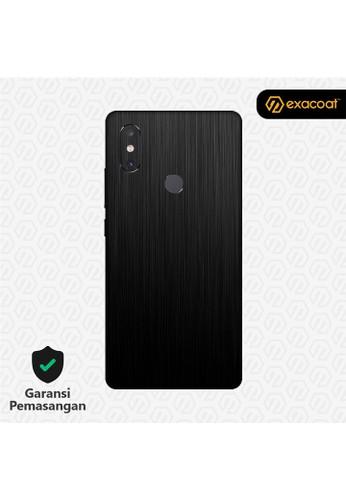 Exacoat Xiaomi Mi Mix 2s 3M Skins Titanium Black - Cut Only EF3D7ES1353203GS_1