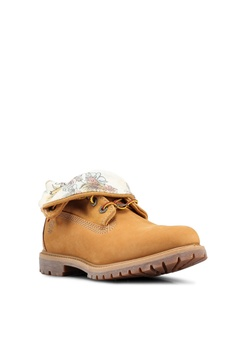 19a26780230 20% OFF Timberland Authentics Roll-Top Boots S  279.00 NOW S  222.90  Available in several sizes
