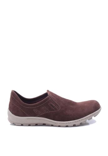 Dr. Kevin brown Dr. Kevin Men Casual Shoes Slip On 13236 - Brown DR982SH00YTFID_1
