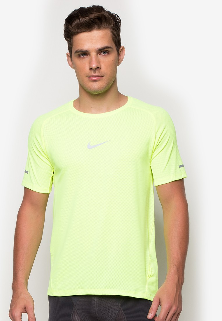 Mens Nike AeroReact Running Top