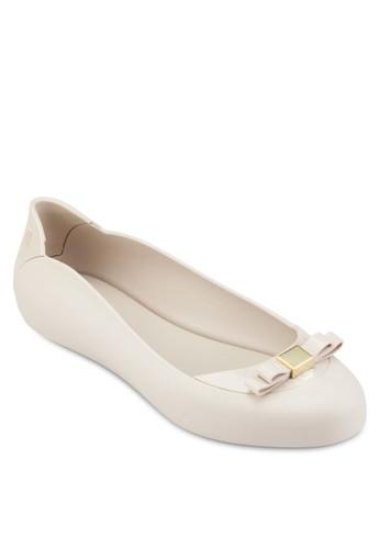 Pump esprit outlet 家樂福It 蝴蝶結平底鞋, 女鞋, 鞋