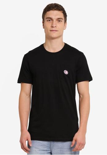 Cotton On black Icon Tee CO372AA0SJU6MY_1