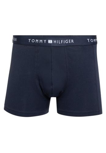 Tommy Hilfiger navy Plain Low Rise Trunks F11C9USF82F63FGS_1