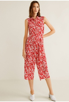 97b7fa73b5 77% OFF Mango Floral Print Jumpsuit S  89.90 NOW S  20.90 Sizes XS S M L