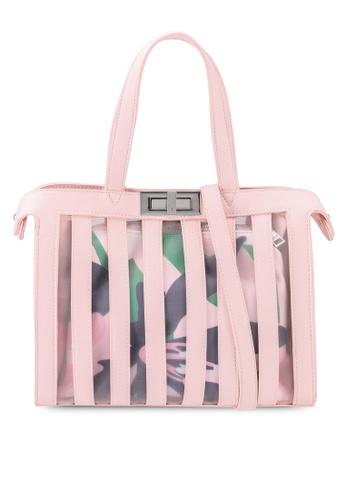Keddo pink Rosaria Tote Bag E4AA2ACC3A1E49GS_1