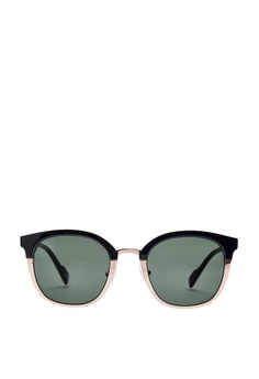 bceabf36aab Carin black and green and gold Sven C1 Sunglasses 477BBGL0D8A6F6GS 1