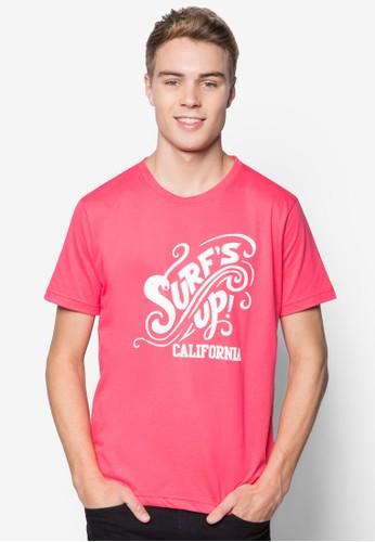 文字訊息T 恤, esprit au服飾, T恤
