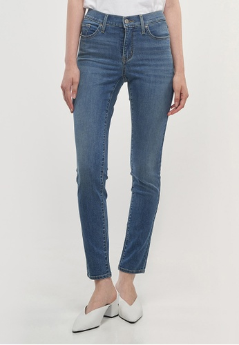 Levi's blue Levi's® Women's 311 Shaping Skinny Jeans 19626-0286 81AABAA4C3F984GS_1