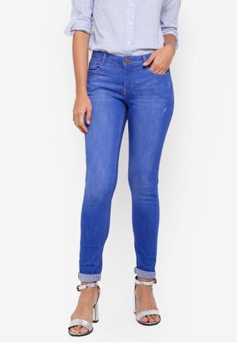 Dorothy Perkins blue Bright Blue Harper 37466AA547C98BGS_1