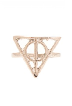 Deathly Hallow Ring