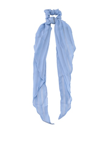 Rubi blue New York Convertible Scrunchie FA3DDAC0515C58GS_1