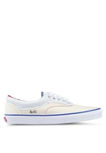 VANS white Era Outside In Sneakers 4EC4CSHC6FA7F9GS_1