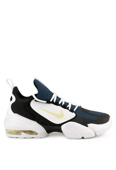 63b23641b703a Nike black and white Air Max Alpha Savage Training Shoe 29718SH0939CD1GS_1