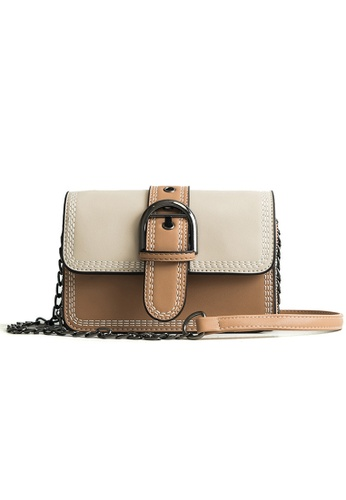 789106bf4087 Buy Lara Women s Small Buckle Front Flap Crossbody Bag Online on ZALORA  Singapore