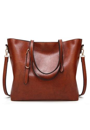 Lara brown Women Synthetic Shoulder Bag E69D1AC0728C2EGS_1