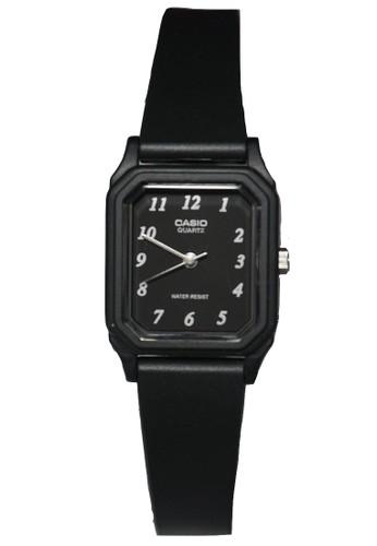 Casio black Casio-Jam Tangan Wanita-Resin-LQ142-1BDF Hitam E3914AC5ACF187GS_1