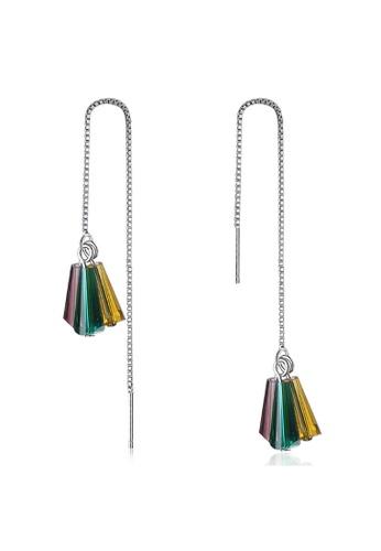 Obsession silver OBSESSION Lanabyrd Threader Earrings 45C49ACA1EF72CGS_1