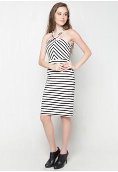Bonny Cross-Over Dress