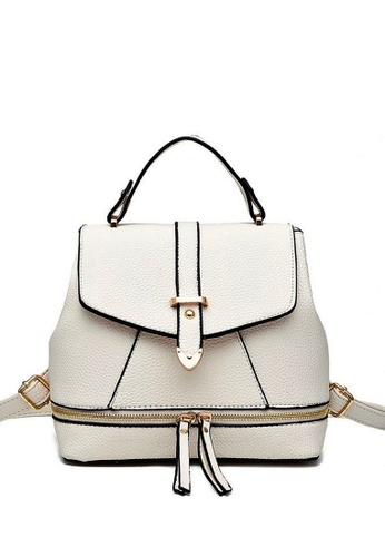 TCWK white Ladies Backpack TC258AC80ZPJMY_1