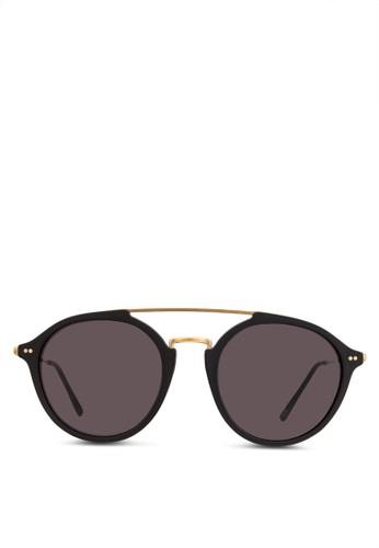 Fitzroy 圓框esprit outlet 家樂福太陽眼鏡, 飾品配件, 飾品配件