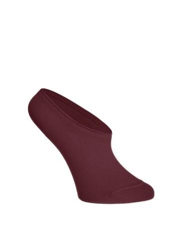SOXGALERI red Sox Galeri Nylon Hidden Socks - Women 7A2F2AAD86516CGS_1