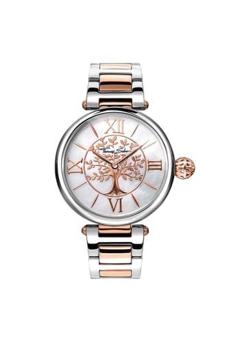 Thomas Sabo silver Women'S Watch Karma 03DEFAC6FBFA6EGS_1