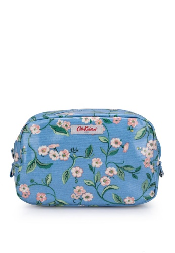 Cath Kidston blue Forget Me Not Classic Cosmetic Case 5FDAAACC777440GS_1
