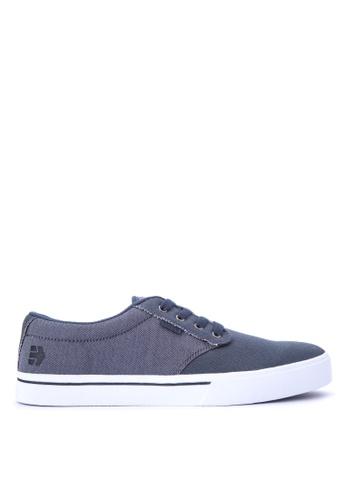 Etnies grey Jameson 2 Eco Sneakers 5EAC3SH457FDCCGS_1