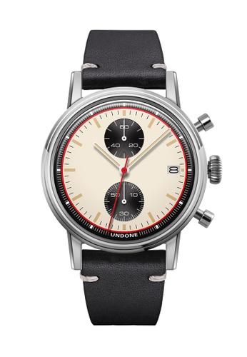 Undone black and multi and silver Undone Vintage Newman Watch   UN712AC2VEJ6HK_1
