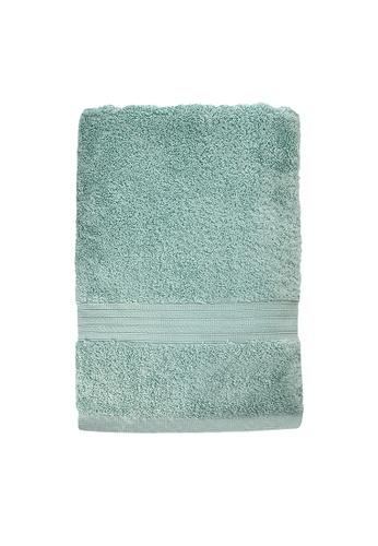 Martex Set Of 2 Martex (USA) Classic Range 100% Combed Cotton Bath Towel 76x142cm / 677g 0E479HLB8DD1F3GS_1