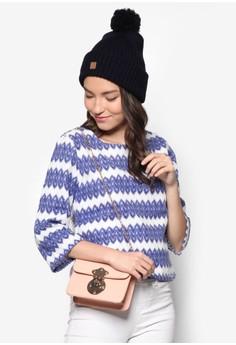 Block Color Wool Top