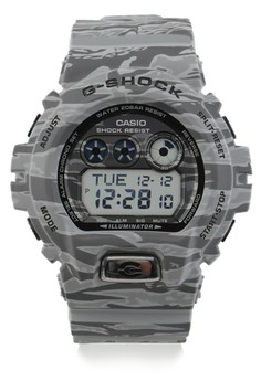 Image of Casio G-Shock Watch Gd-X6900Tc-8Dr