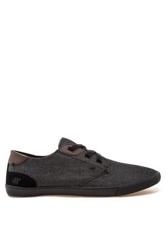 Boxfresh black Stern Sneakers BO748SH71JYIPH_1