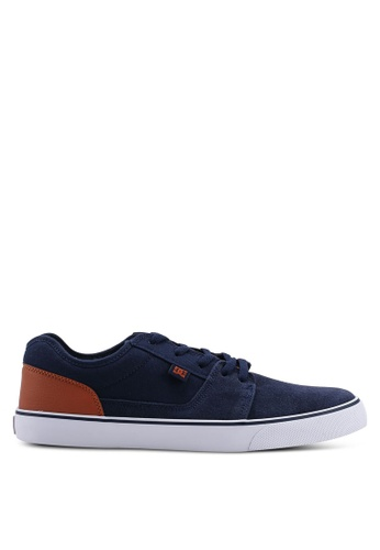 DC Shoes navy Tonik Shoes 98250SHD7F0C3FGS_1