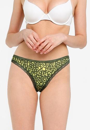 Calvin Klein 多色 Bottoms Up Bikini - Calvin Klein Underwear 6EF26US1620C90GS_1