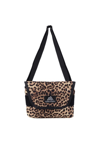 Gregory multi GREGORY TEENY MESSENGER LEOPARD E81A6AC6440EA8GS_1