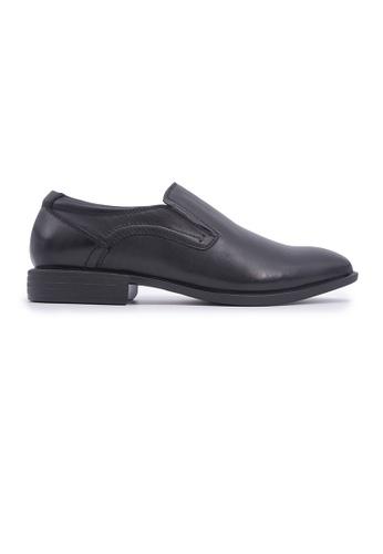 Hanson Bootmaker black Hanson Bootmaker Slip-on - Black C17ADSHAC72E6FGS_1