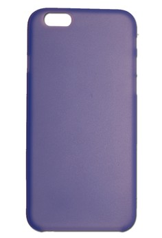 JuiceItph Premium Jelly Case for iPhone 6 (4.7) Blue Color