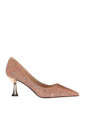 Twenty Eight Shoes pink Two Tones Sequins Evening and Bridal Shoes VP12662 7C136SH538C63EGS_1