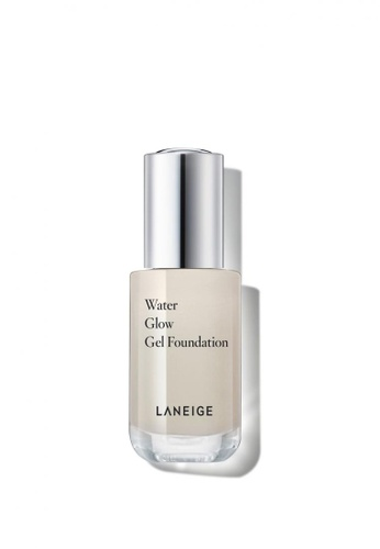 Laneige brown Water Glow Gel Foundation SPF 41 PA++ [No.33 Cinnamon] 35ml LA873BE33HAWSG_1