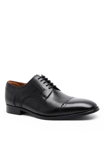 Twenty Eight Shoes Leather Cap Toe Business Shoes 892101 E332BSHF8FAAAFGS_1