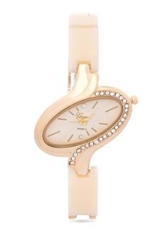 Ladies QTZ Regular Oblong Watch