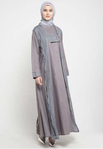 Jual le najwa lanikai dress muslim original zalora Baju gamis model najwa