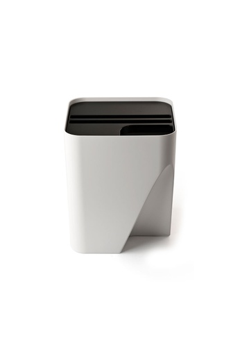 Qualy Qualy Block 30 Recycling Bin (White) 0C8CCHLE8BB57EGS_1