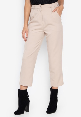 Susto The Label beige Harley Trousers DC182AA6EDB94BGS_1