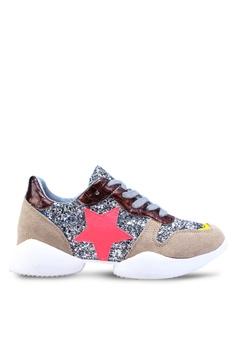 Te Chi-Chi multi and silver Korean Star Sneakers TE125SH71MUMMY_1