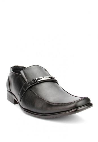 Cardam's Lifestyle black Ramses Formal Shoes CA993SH01AOKPH_1
