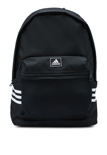 ADIDAS black classic backpack 0A7A5ACCE9829DGS_1
